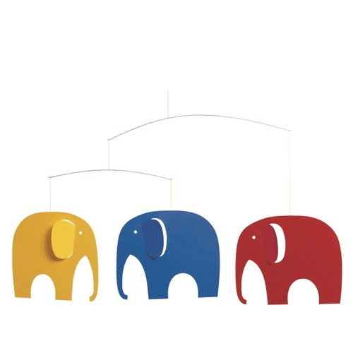 [플렌스테드] ELEPHANT PARTY COLOR MOBILE