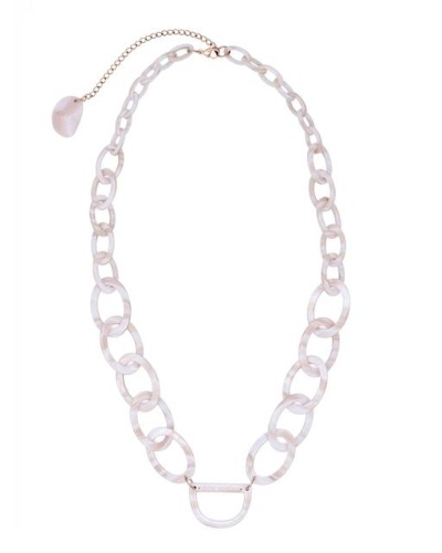ORIGINAL D NECKLACE - PEARL